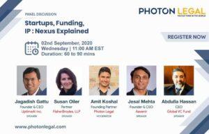 Startups, Funding, IP : Nexus Explained